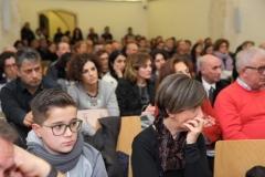 Il pubblico a Palazzo Lanfranchi Sala Levi - Matera